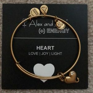 Alex and Ani - heart
